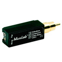 MuxLab 500021 VideoEase Component Single RCA to Screw Terminal Video Balun