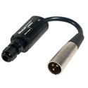 MuxLab 500025 MonoPro XLR Male to Cat5