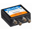 MuxLab 500037 VideoEase Quad Video Balun- BNC