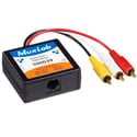 MuxLab 500039 Stereo Hi-Fi Video Balun