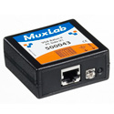 MuxLab 500043 VGA Balun II DB15F PC Side