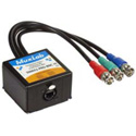 Muxlab 500052-PRO-BNC Component Video/Analog Audio ProAV Balun