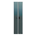 Middle Atlantic MW-CRD-42 Solid Split Rear Door for 42 Space WMRKS