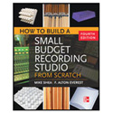 How to Build a Small Budget Recording Studio from Scratch - By Mike Shea