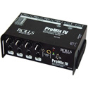 Rolls MX124 4-Channel Stereo Mic Mixer
