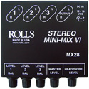 Rolls 3-Channel Mini-Mix VI