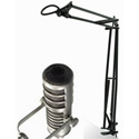MXL BCC-1 Broadcast Condenser Microphone and Articulating Mic Arm