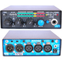 ATI MXS100 Portable or Rack Mount Mixer