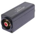 Neutrik NA2F-D2B-TX 3 Pole XLR Female - RCA / Phono Socket Adapter - Red Coded