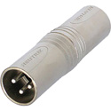 Neutrik NA3M5M 3 Pole XLR Male - 5 Pole XLR Male Adapter