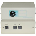 RJ45 AB 2 Way Switch Box