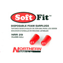 Soft-Fit Ear Plugs-200 Pairs