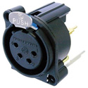Neutrik NC4FAV 4 Pole Female XLR Receptacle