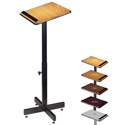 Oklahoma Sound Height Adjustable Portable Lectern