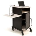 Oklahoma Sound PRC450 Jumbo Presentation Cart Plus