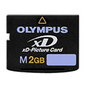 Olympus 2GB xD-Picture Card (Type M-plus)