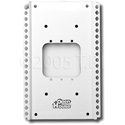 Open House Surface Mount Grid Enclosure 6 1/2inW X 10inH- white