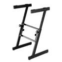 On Stage Stands KS7350 Pro Heavy-Duty Folding-Z Keyboard Stand
