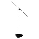 On Stage Stands SMS7630 Hex-Base Studio Stand w/Telescoping Boom Black