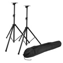 On-Stage Stands SSP7850 Speaker Stand Pak