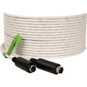 Plenum Visca Camera Control Cable 8-Pin Male to 8-Pin  Male 15 Foot