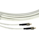 TecNec P-P-V-25 RCA Male to RCA Male RG59 Video Coaxial Cable 25 Foot