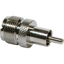 RCA Male to UHF Female Adapter