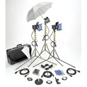 Lowel 3 Light All-Pro Kit