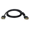 Tripp Lite P500-050 50-ft. SVGA/VGA Monitor Extension Gold Cable with RGB Coax