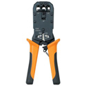 Paladin 1530R Pro CAT5 and CAT3 Crimp Tool