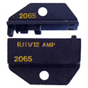 Paladin 2065 Die Set for RJ11 and RJ12 modular plugs