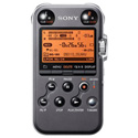 Sony PCM-M10 Flash memory Recorder w/Built-In Mics & Speaker - Black