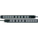 Middle Atlantic PD-2015R-NS 20 Outlet 15A Multi-Mount Rackmount Power Strip
