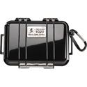 Pelican 1020 Black Micro Case (Black Liner)