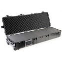 Pelican 1770 57.42 x 18.48 x 11.23 Inch Transport Case (Black)