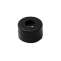 Penn-Elcom 9101 7/8 Inch Diameter Small Rubber Foot with Steel Washer