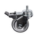 Peerless ACC332 Accessory Caster Wheels for the FPZ-640 Practico Stand