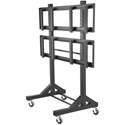 Peerless DS-VWC560 Video Wall Cart 2x2 / 2x1