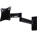 Peerless-AV Paramount PA730  Articulating Wall Arm For 10-22in LCD Screens - Black