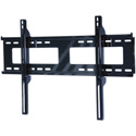 Peerless PF650 Pro Universal Flat Wall Mount for 32-56in Flat Panels - Black