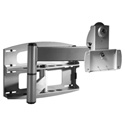 Peerless-AV PLA60 Articulating Wall Arm for 37in- 60in Flat Panel Screens Weighi