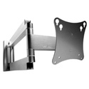 Peerless SA730 Articulating Wall Mount for 10-22in LCD Screens -Black