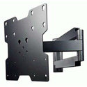 Peerless-AV SA740P 22 To 37 Inch LCD Articulating Wall Mount Black