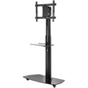 Peerless-AV SC551GL 42-55 Inch Flat Panel Floor Cart
