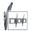 Peerless-AV ST650 Universal Tilt Wall Mount for 39-75 in. Displays - Security Model -  Black