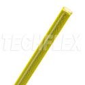 1-2 1/2In Expandable Tubing 200 Foot Roll - Neon Yellow