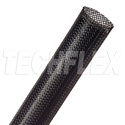 1 1/4In-2 3/4In Expandable Tubing Black 50 Foot Roll
