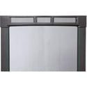 Black Plexi Front Door 27 space for ERK