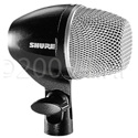 Shure PG52-XLR Cardioid Dynamic Kick Drum Microphone with Cable