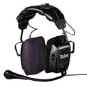 Telex PH-2 Dual Sided Headset w/4 Pin XLRF
